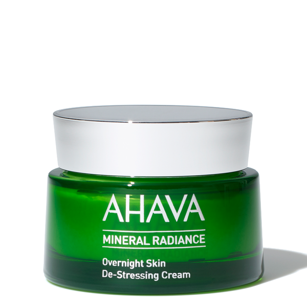 AHAVA- Mineral Radiance Overnight De-Stressing Cream
