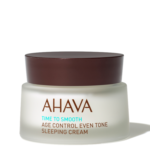 AHAVA- Age Control Even Tone Overnight Sleeping Cream
