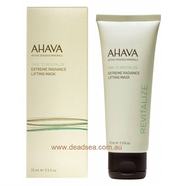 AHAVA Extream Radiance Lifting Mask