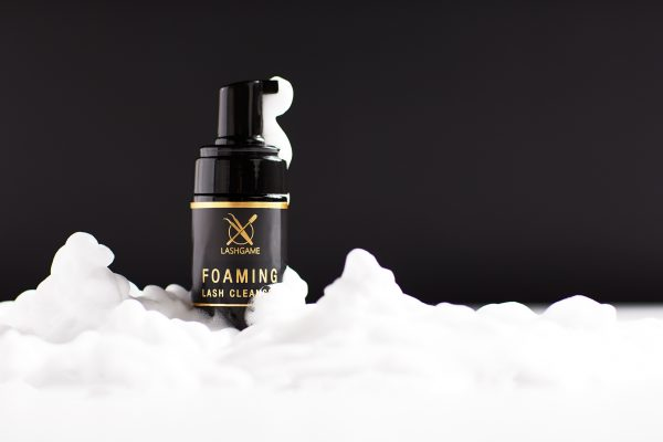 LASH GAME - Foaming Lash Cleanser