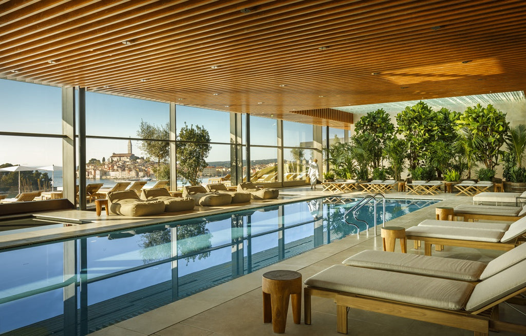 Voya launches at the Grand Park Hotel and Spa in Rovinj, Croatia