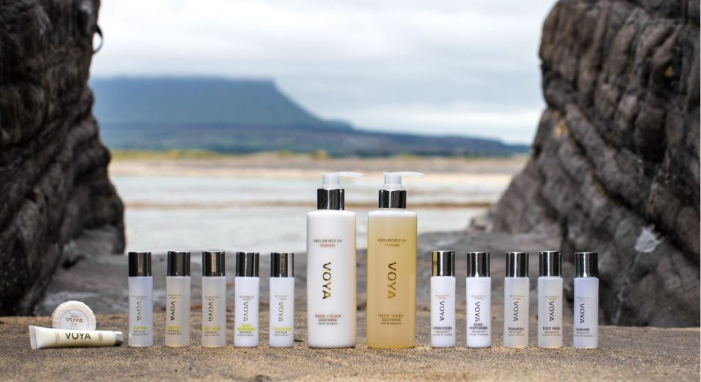 Voya organic beauty launches on Emirates Airlines