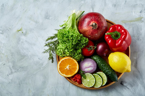 add more vegetables to your diet