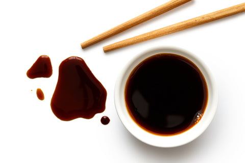Soy Sauce for Menopause