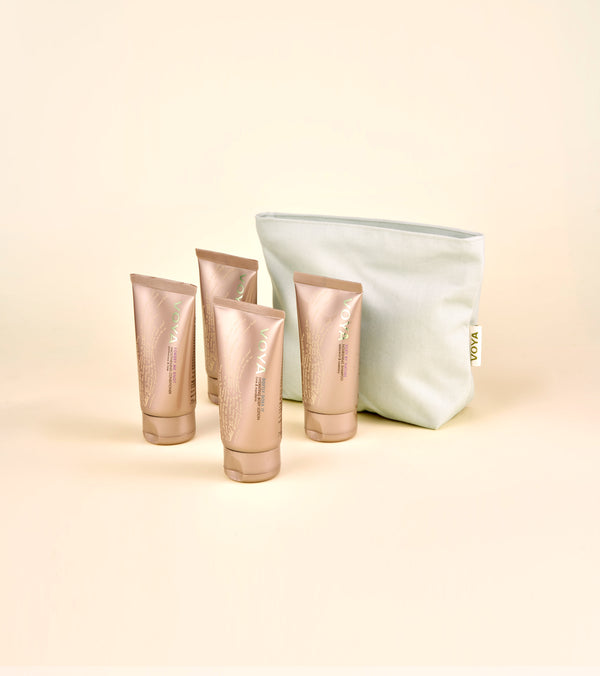 Organic Voyager | Body & Hair Travel Set