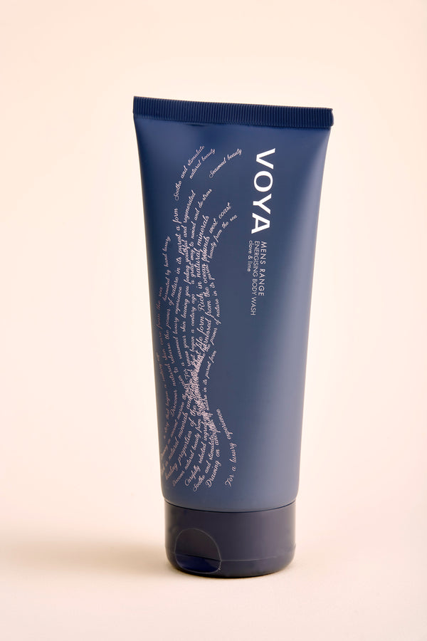 Energising Body Wash | VOYA Man