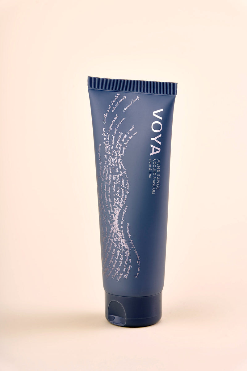 VOYA Man | Cooling Shave Gel
