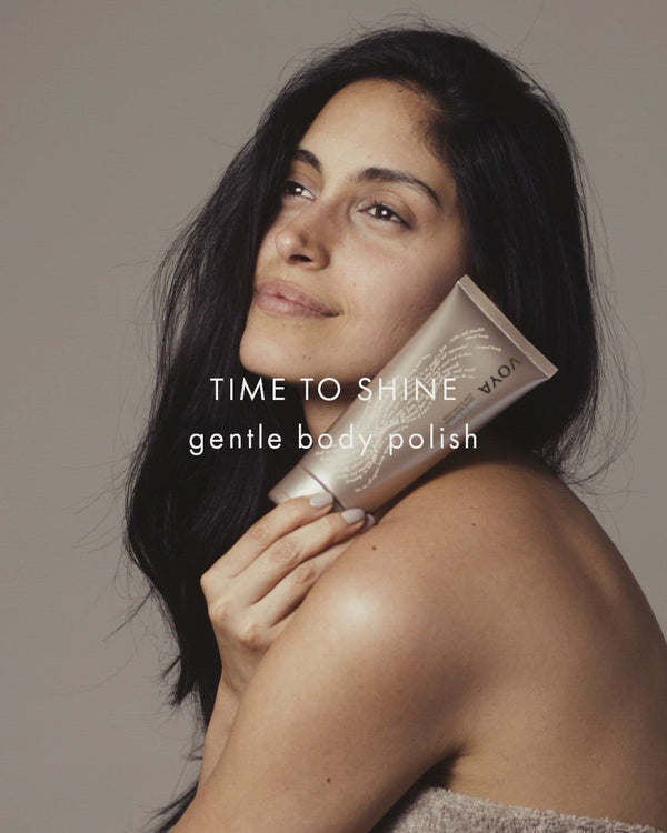 Time to Shine | Gentle Body Polish