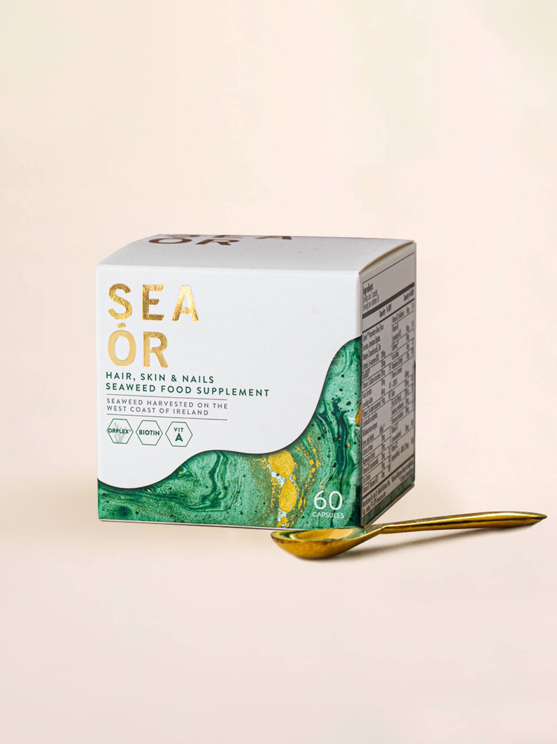 HAIR, SKIN & NAILS - Seaweed Supplement