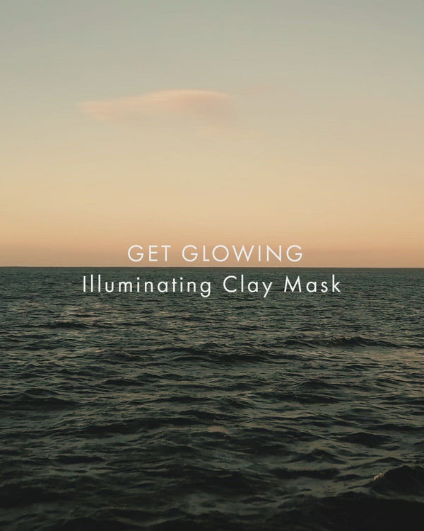 Get Glowing | Illuminating Clay Mask