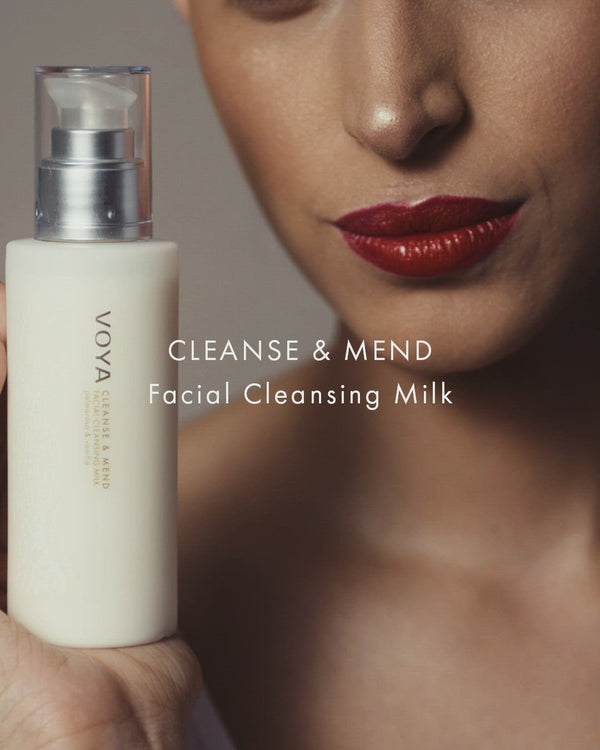 Cleanse & Mend | Facial Cleansing Milk