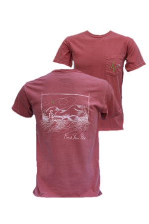 Fly Fishing Tee - Short Sleeve