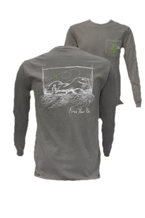 Fly Fishing Tee - Long Sleeve