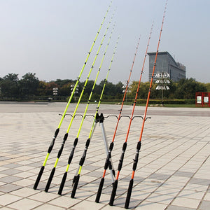 Plug-in fishing rod Carbon large drag Spinning casting pole
