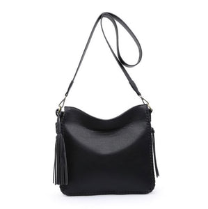 Laurie Hobo Bag ~ Black