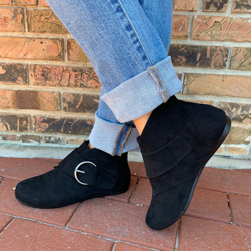 Keep It Simple Bootie/Black