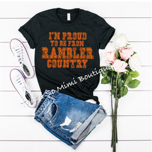 Rambler Country Tee