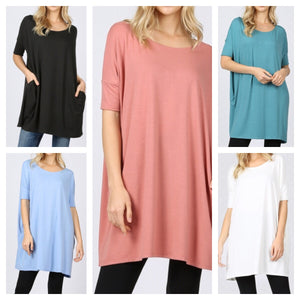 Piko Pocket Tunic