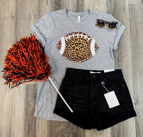Leopard Football Game Day Tee