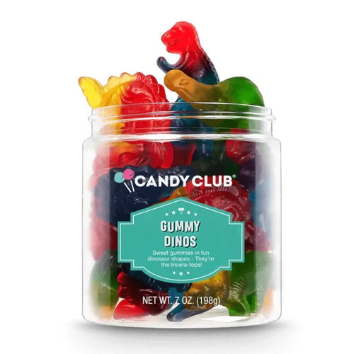Gummy Dinos Candy Club