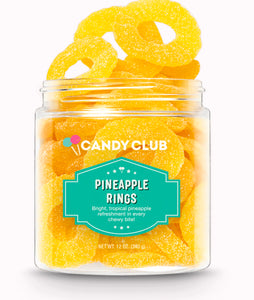 Pineapple Rings Candy Club