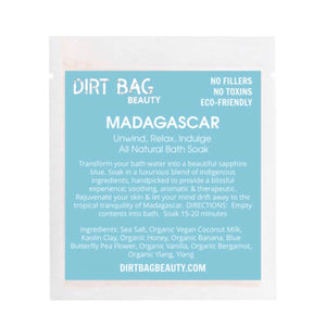 Dirt Bag Madagascar Bath Soak
