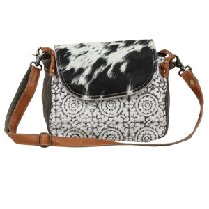 Circle Crossbody Bag