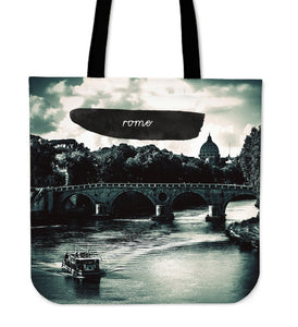 Cloth Tote Bag Rome