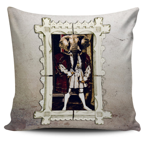 Pillow Cover - Renaissance Remorphed (Henry VIII)
