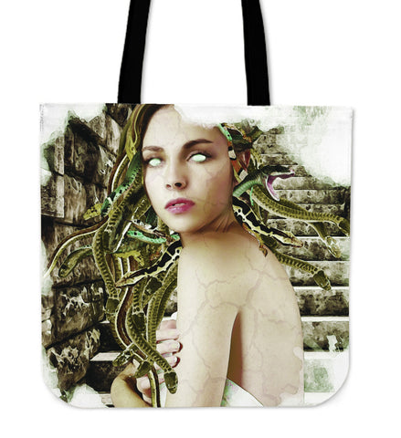 Medusa Tote Bag Color