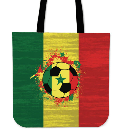 Senegal Soccer Tote Bag Collection
