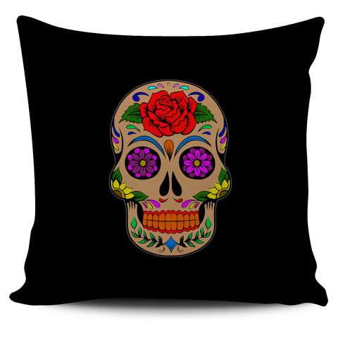 Pillow Cover (Happy Halloween)