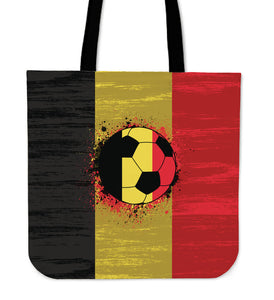 Belgium Soccer Tote Bag Collection