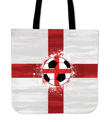 England Soccer Tote Bag Collection