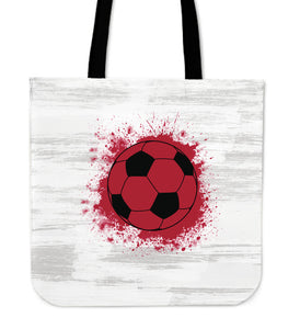 Japan Soccer Tote Bag Collection