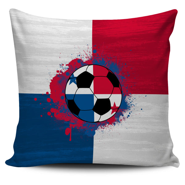 Panama Soccer Pillow Cover Collection