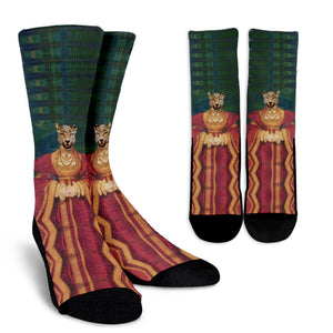 Crew Socks - Renaissance Remorphed (Anne of Cleves)