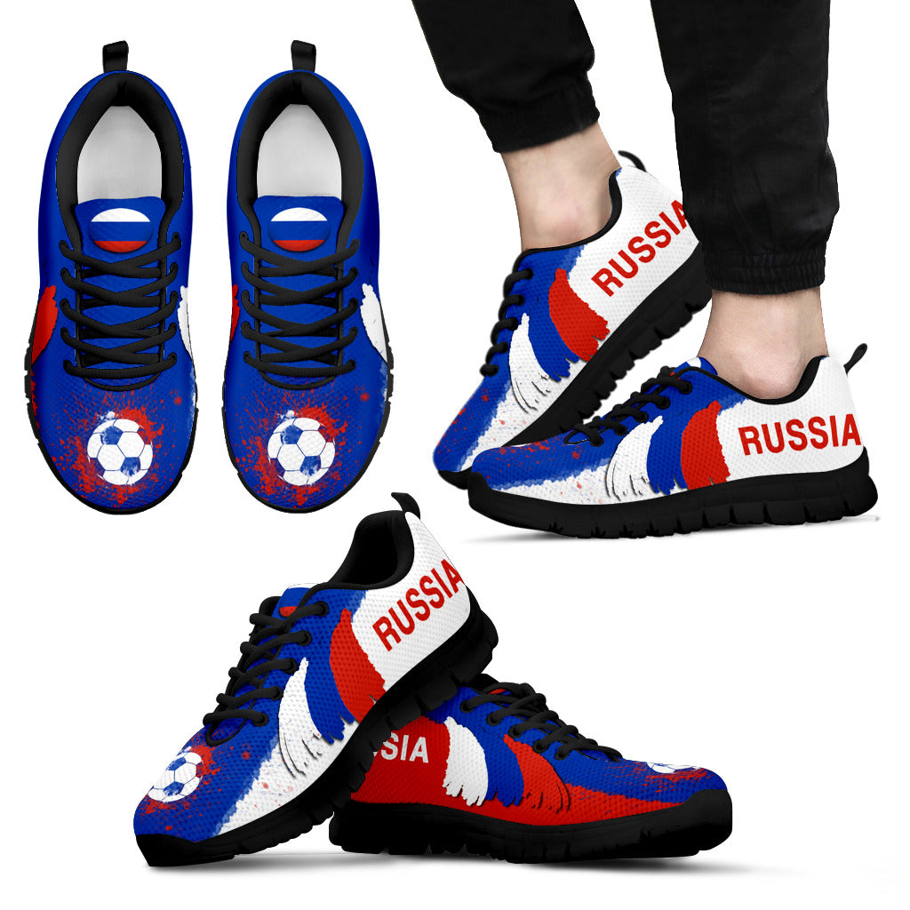 Russia Soccer World Cup Sneakers