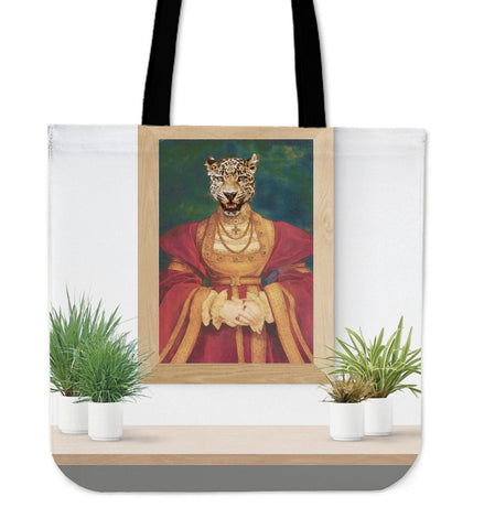 Tote Bag - Renaissance Remorphed (Anne of Cleves)
