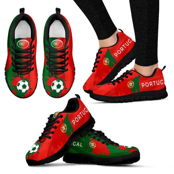 Portugal Soccer World Cup Women's Sneakers