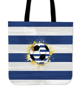 Uruguay Soccer Tote Bag Collection