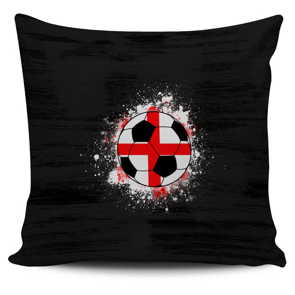 England Soccer Pillow Cover Collection