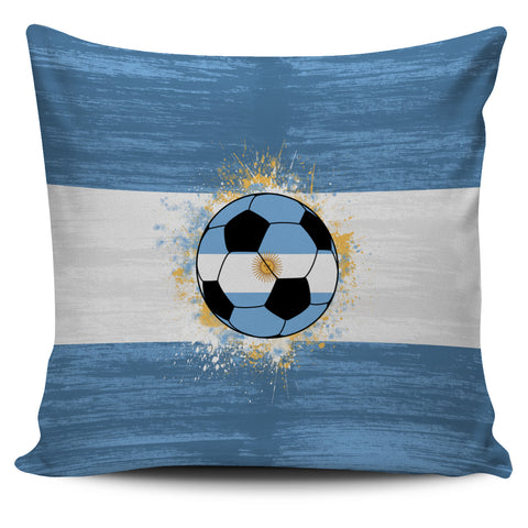 Argentina Soccer Pillow Cover Collection