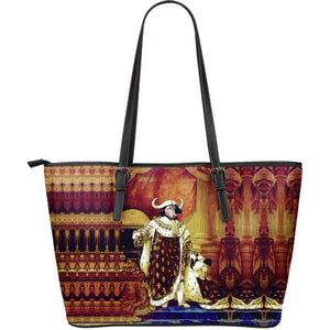 Large Leather Tote - Renaissance Remorphed (Louis XVIII)
