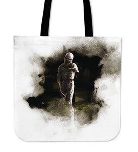 Cloth Tote Bag Macabre Mythology Ghoul