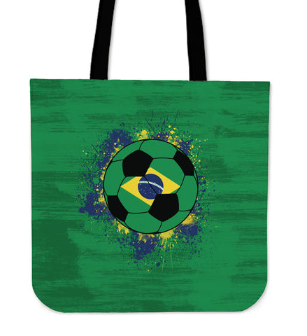 Brazil Soccer Tote Bag Collection
