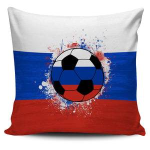 Russia Soccer Pillow Cover Collection
