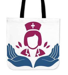 Cloth Tote Bag Nurses