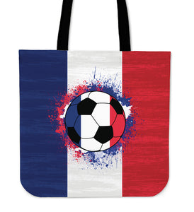 France Soccer Tote Bag Collection