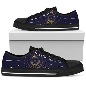 Men's Low Tops Abstract